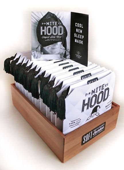 Nite Hood Sleep Mask Locations