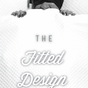 the fitted design
