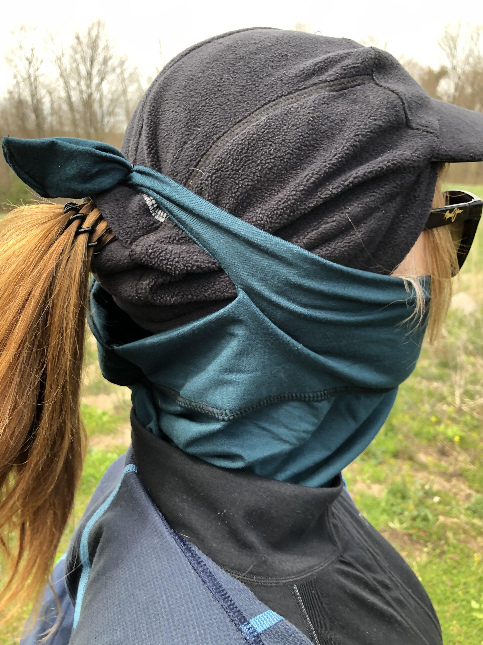Nite Mask Hooded Towel